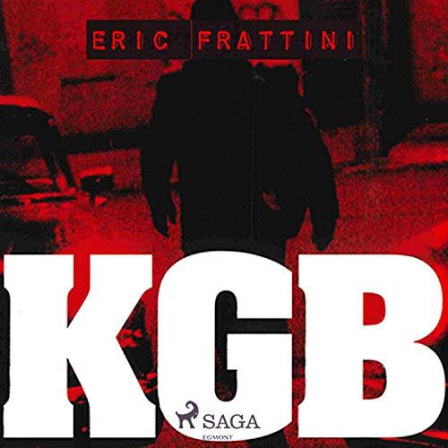 Diseño de la portada del título KGB