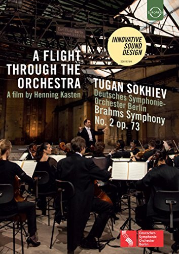 A Flight through the Orchestra - Deutsches Symphonie-Orchester - Tugan Sokhiev