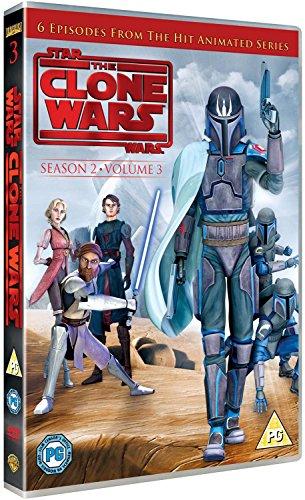 Star Wars - The Clone Wars - Series 2, Vol. 3