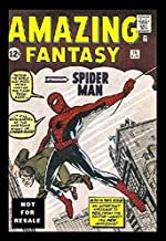 Amazing Fantasy #15 (May 2005) Reprint Version - Spider-Man's 1st appearance, Marvel Comics) (Paperback) (1)