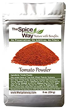 The Spice Way Tomato Powder -   8 oz   dried tomatoes made into a powder used for cooking.