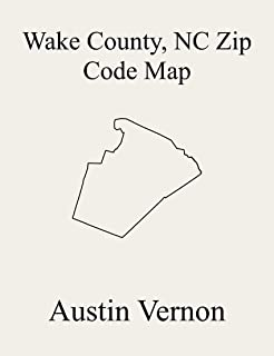 Best Wake County Zip Code Map of 2020 - Top Rated & Reviewed
