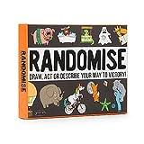 Gamely Randomise: Zeichne, Spiele und beschreibe deinen Weg zum Sieg (ENGLISCH) -