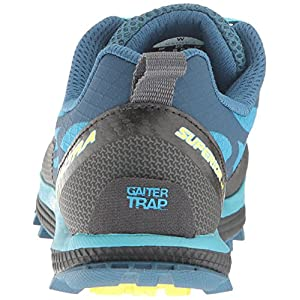 ALTRA Women's Superior 3 Running Shoe, Blue/Lime, 5.5 M US