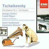 TCHAIKOVSKY-PIANO VIOLIN CONCERTO