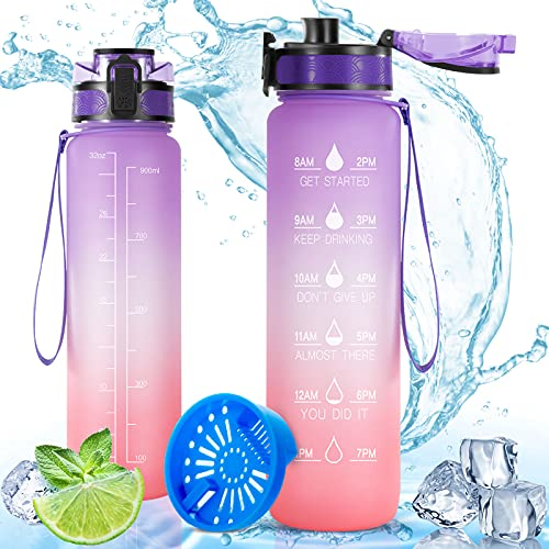 Botellas De Agua 1 Litro Marca YOSHAWN