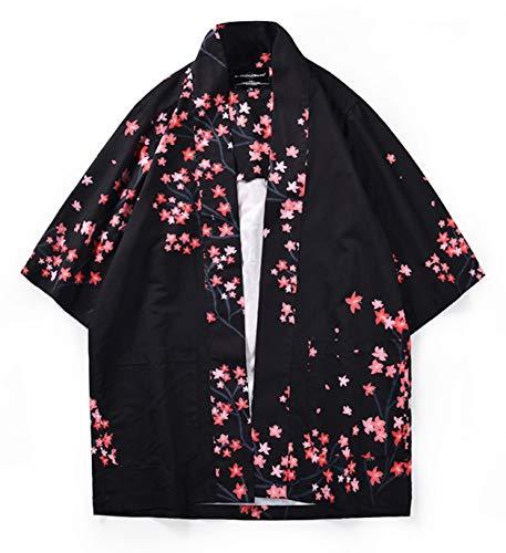 Pizoff Cappotto con stampa in 3D in stile kimono/samurai 25250006x01 L