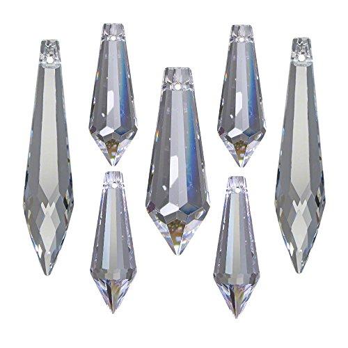 Regenbogenkristall Salzburger Sonne 63 mm Crystal 30/% PbO ~ Suncatcher Feng Shui