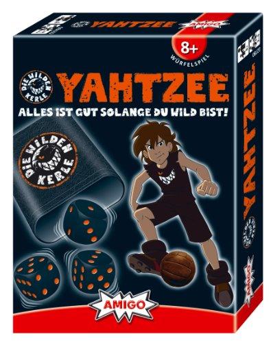 AMIGO 02780 - Die Wilden Kerle, Yahtzee