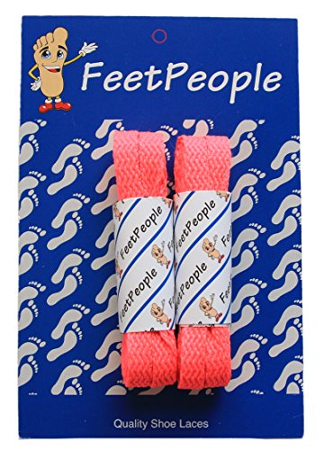 Top 10 best selling list for coral flat shoe laces