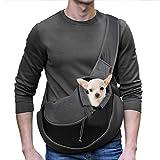 YUDODO Reflective Pet Dog Sling Carrier Breathable Mesh Travel Safe...