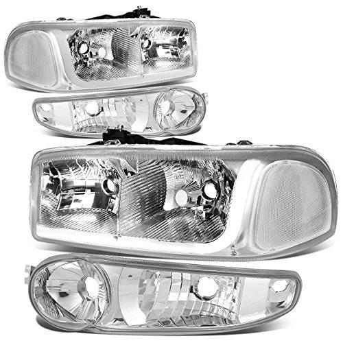 05 sierra clear headlights - 9