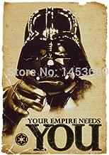 Da Bang Custom Star Wars Home Retro Stylish Wall Paper Poster Decor Best Nice 51x77cm DGT-49264
