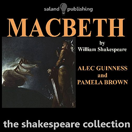 Macbeth (Dramatised) Titelbild
