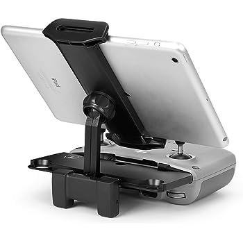 Tablet Mount Holder Foldable Remote Controller Holder for DJI Mavic Air 2/Mavic Mini 2/Mavic Mini/Mavic 2/Mavic Air/Mavic Pro/Spark(4-12 Inch)