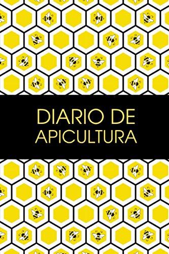 Diario De Apicultura: Tu colmena sana - 100 fichas de control de colmenas para rellenar - Cuaderno para principiantes o apicultores profesionales