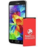 PowerBear Galaxy S5 Battery [2800 mAh] Lithium Ion Replacement Battery