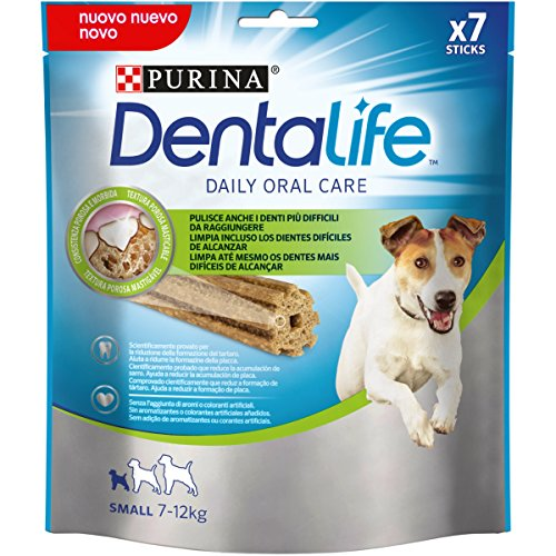 Limpieza Dental Perros Pequeños Marca Purina DentaLife