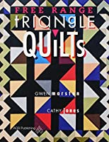 Free Range Triangle Quilts 1604602112 Book Cover