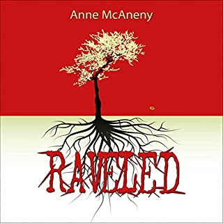 Raveled audiobook cover art