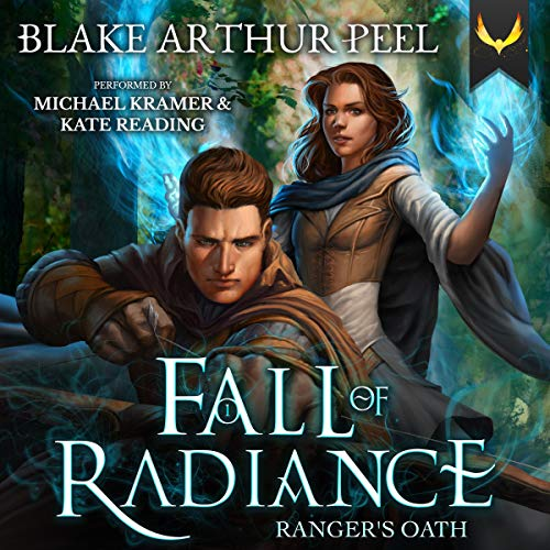 Ranger's Oath audiobook cover art