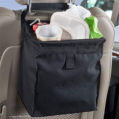 Bolsa de Basura para Coche, Bolsas Bolsa de basura de auto desodorante robusto para camiones y camiones SUV Mantenga el auto limpio
