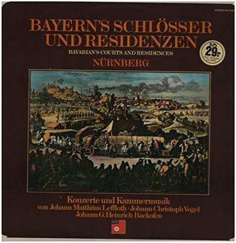 Bayern's Schlösser & Residenzen: Nürnberg [2xVinyl]