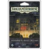 Asmodee - Arkham Horror LCG-Asesinato al Hotel Excelsior Juego de Cartas, Multicolor, 9638