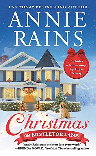 Christmas on Mistletoe Lane: Includes a bonus short story (Sweetwater Springs, 1)