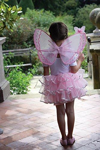Travis by desings- Accesorios algodón de azúcar 3+ años Costumes, niña, TRCFS, Rose