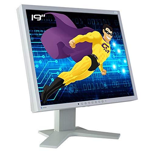 Eizo PC-Bildschirm Pro 19 Zoll FlexScan S1901 0FTB0007 LCD TFT TN VGA DVI 1280 x 1024 5:4