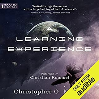 A Learning Experience, Book 1 audiobook cover art