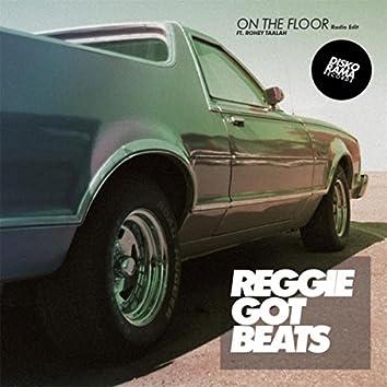 On the Floor (Radio Edit) [feat. Rohey Taalah]