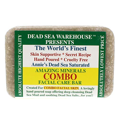 Dead Sea Warehouse Facial Soap Bar
