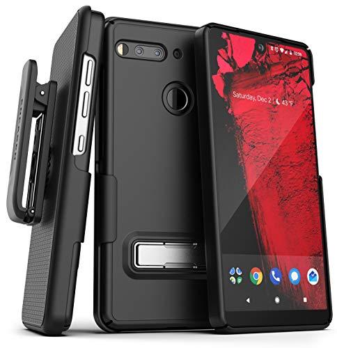 Encased Essential Phone Belt Clip Case with Kickstand (2019 Slimline)...