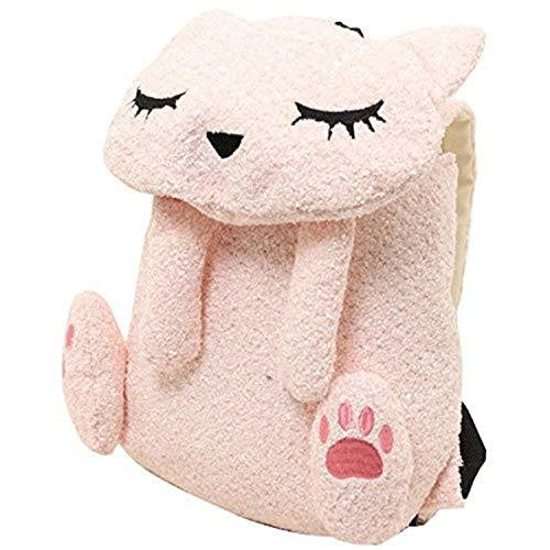 Osumashi Pooh-Chan P161018 Mini-Rucksack, sitzender Pooh-Chan Cat