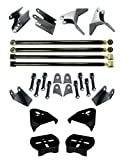 airmaxxx Weld-On Triangulated 4 Link Suspension Kit