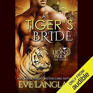 A Tiger's Bride audiobook cover art