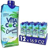 12-Pack Vita Coco Pure Organic Natural Electrolytes Coconut Water