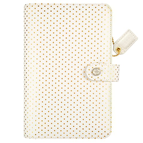 Webster's Pages Gold Dot Color Crush Personal Planner Kit (CCPK001-GD)