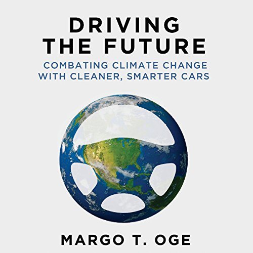 Driving the Future audiobook cover art