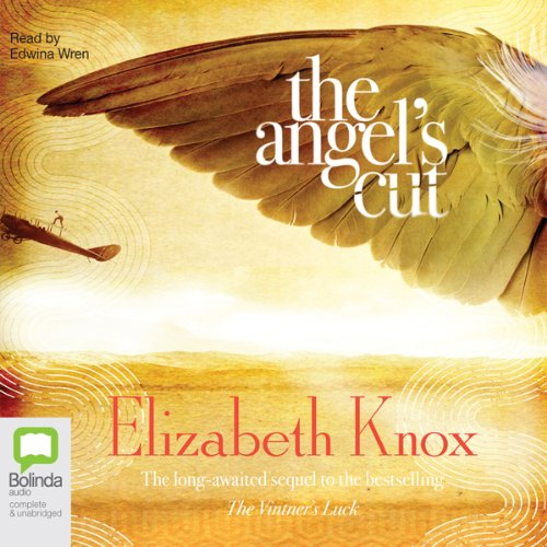 The Angel's Cut audiobook cover art