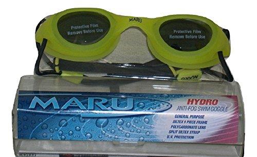 Maru Hydro Anti-Fog Schwimmbrille, Einheitsgröße