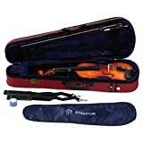 STENTOR ステンター バイオリン アウトフィット 4/4サイズ ハードケース、弓、松脂付 SV-180 4/4