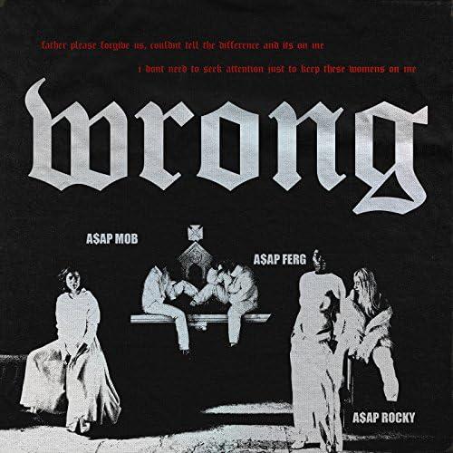 A$AP Mob feat. エイサップ・ロッキー & A$AP Ferg