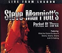 Live in London: Limited by Steve Marriott's Packet of