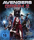Avengers Grimm 2 - Time Wars  (Uncut) [Blu-ray]