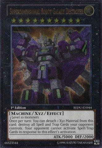 Yu-Gi-Oh! - Superdimensional Robot Galaxy...