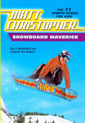 Snowboard Maverick (Matt Christopher Sports Classics)