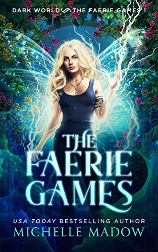 Book Cover for the Faerie Games